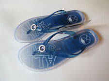 NEW BUFFALO SABRES WOMEN'S JELLY FLIP FLOPS GLITTER SANDALS ALL SIZES