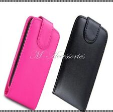 ★★ NEW FLIP PU LEATHER CASE COVER POUCH FOR SONY ERICSSON MOBILE PHONE ★★