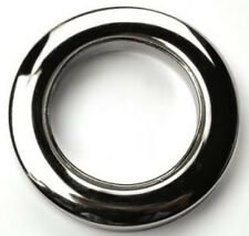 10 x Rufflette Eyelet Curtain Heading Tape RINGS ONLY Choice Of 10 Colours