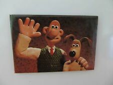 Wallace & Gromit - Fridge Magnets - Metal by Omnitech - 15 Types to Choose