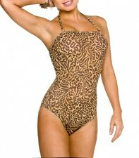 Kiniki Pacha Tan Thru Tube Swimsuit