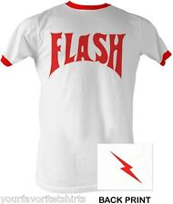 Flash Gordon Costume Ringer As Seen On Ted The Movie Licensed Adult Shirt S-2XL