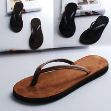 US6-8 Summer Beach slippers Sandals Flip Flops womens Girl flats walking shoes