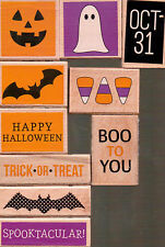 Studio G & Craft Smart HALLOWEEN mounted stamps~MANY to choose from~CuTe!