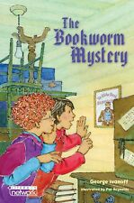NEW Bookworm Mystery Chapter Book by George Ivanoff Paperback Book Free Shipping