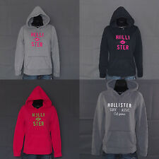 Hollister by Abercrombie & Fitch Womens WIPEOUT BEACH Hoodies