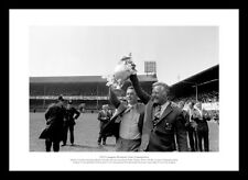 Derby County 1972 Champions: Brian Clough & Peter Taylor Photo (578)