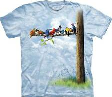 New BIRD TREE T Shirt