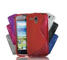 S LINE WAVE GEL CASE FOR HUAWEI ASCEND G300