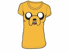 Adventure Time Choose I am Finn Or Jake Costume Licensed Junior T Shirt  S-XL