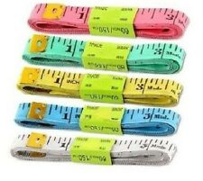 "60""inch/150cm Soft Ruler Tape Measure DIY colourful Gift Home"