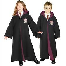 Harry Potter Deluxe Gryffindor Robe Child Costume - Large