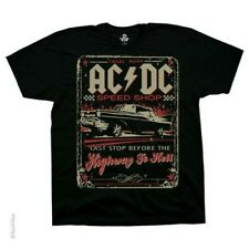 New AC/DC Speedshop T Shirt
