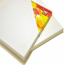 Multilisting Blank Art Stretched Box Canvas Plain Artists Canvases