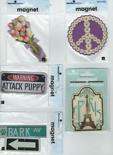 Paper House Miscellaneous Magnets~So Cute! Several varieties!!