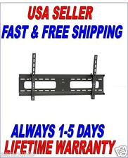 """TV Wall Mount fits Any LCD LED Plasma Listed w Vesa 800 x 400 32""""x16"""" or Smaller"""