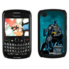 Personalised BlackBerry 9300/8520 Plastic Black Case with your Photo/text printd