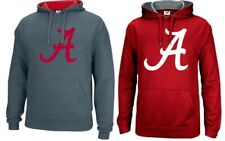Alabama Crimson Tide NCAA Officially Licensed Pullover Hooded Sweatshirt NEW