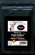 Microwave Pork Rinds  1 Pound Pkg.