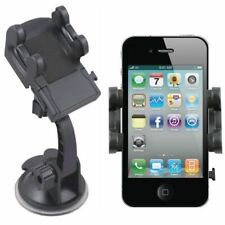 360 Degree Swivel Car Mount Holder Cradle Kit For Various Mobiles 45mm To 105mm