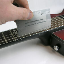 String Action Gauge Guitar Luthier Tool TO13