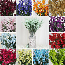 "20"" tall 24 bushes BABY BREATH Silk FILLER FLOWERS for Wedding Centerpieces SALE"