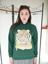 Tiger Jumper, Tiger Sweatshirt, Tiger Sweater, Animals, Wildlife, Tigers, New