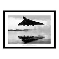 Avro Vulcan Bomber Taking Off 1956 Aviation Photo Memorabilia (088)