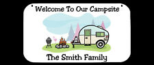Personalized RV Camping Sign 23 Designs To Choose From *Camp Camper RV Lake*