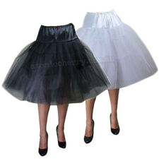 Chic Star Tulle 3 Layer Petticoat Swing Rockabilly 50s Pin Up Retro Underskirt