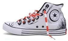 NEW CONVERSE CHUCK TAYLOR DR SEUSS WHITE CAT HI ALL STAR SHOES US10-13 117339