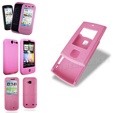 Wholesale Clearance Sale Baby Pink Silicone Gel Soft Mobile Phone Case Cover