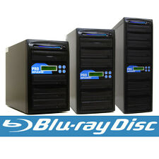 Blu-ray BD BDXL CD DVD Duplicator + 500GB & USB Disc Replication Duplication