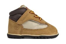 Timberland Field Crib Booties Wheat 10866 New Infant's Baby Boots Shoes