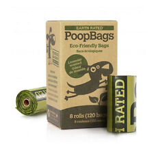 Earth Rated Biodegradable Refill PoopBags and/or Green Dispenser ~ Pick