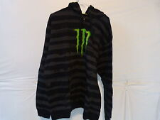 One Industries Monster Right Lane Zip-Up Hooded Sweatshirt Hoodie All Sizes