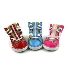 JML New Color Cozy Cute Candy Fashion Boots Shoes For Small Dog Puppy XD0902