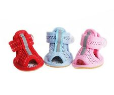 New Color Cozy Cute Fashion Sandals Boots Shoes For Small Dog Puppy XC0902