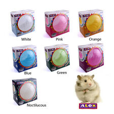 New ALEX Color Hamster Exercise Sports Slim Ventilation Ball Toys