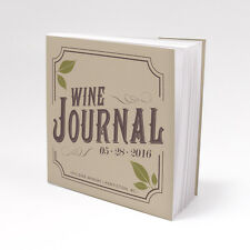 36 Personalized Custom Vineyard Notepad Journal Notebook Note Wedding Favors