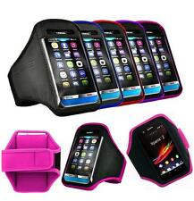 Adjustable Gym Sports Jogging  Armband Case Cover Skin For Samsung I8700 Omnia 7