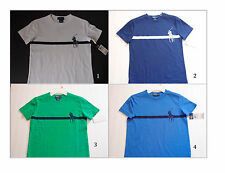 New WT POLO by Ralph Lauren Big Pony Crewneck T-shirts Sizes Colors Available