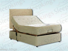 Electric Adjustable Bed 4ft6 Double With Memory Foam Or Pocket Sprung Mattress