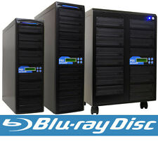 ProDuplicator Standalone Blu-ray BDXL CD DVD Duplicator +500GB+USB Copier Burner