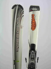 Rossignol Edge Roundtop Used Shape Ski with Chips A