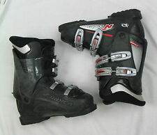 Used Nordica B Black 4 Buckle Ski Boots for Men & Women