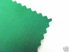 Waterproof 4oz NYLON Fabric Material PU Coated EMERALD GREEN Bulk Discounts