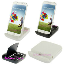 Sync Charging Dock Battery Charger For Samsung Galaxy S3 Note 2 S4 i9500 N0031
