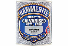 Hammerite Direct To Galvanised Paint 750ML- ALL COLOURS Fast Postage