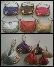 LADIES EXOTIC INDIAN CLUTCH, EVENING, PARTY,  WEDDING, PROM, CLUBBING HAND BAG